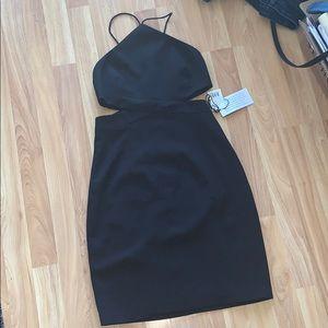Aidan Mattox Sexy Cutout Dress